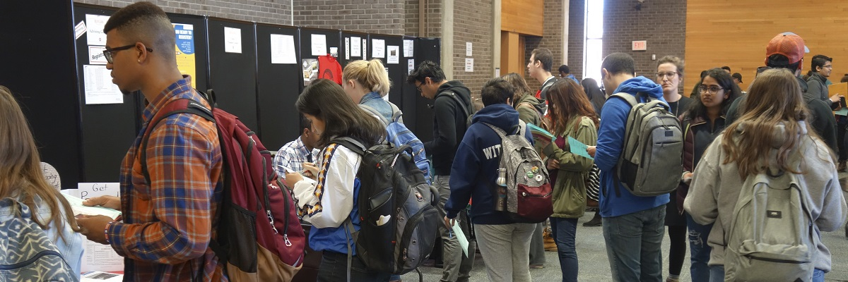 School of Arts and Sciences Major and Minor Fair